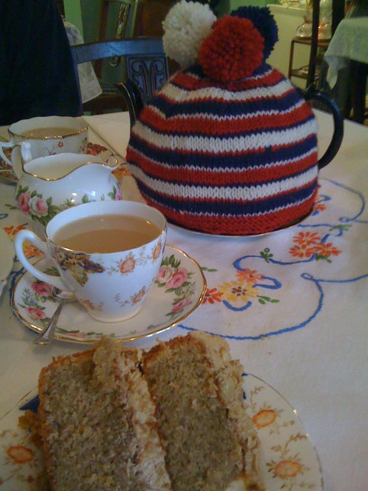 Review of Yaxley vintage tearoom (3/4)