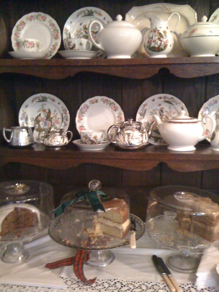 Review of Yaxley vintage tearoom (2/4)